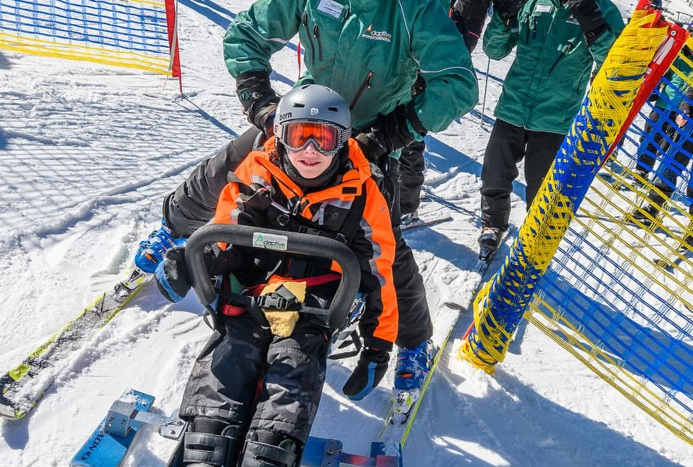 Adaptive Sports Foundation: $10,000 Donation